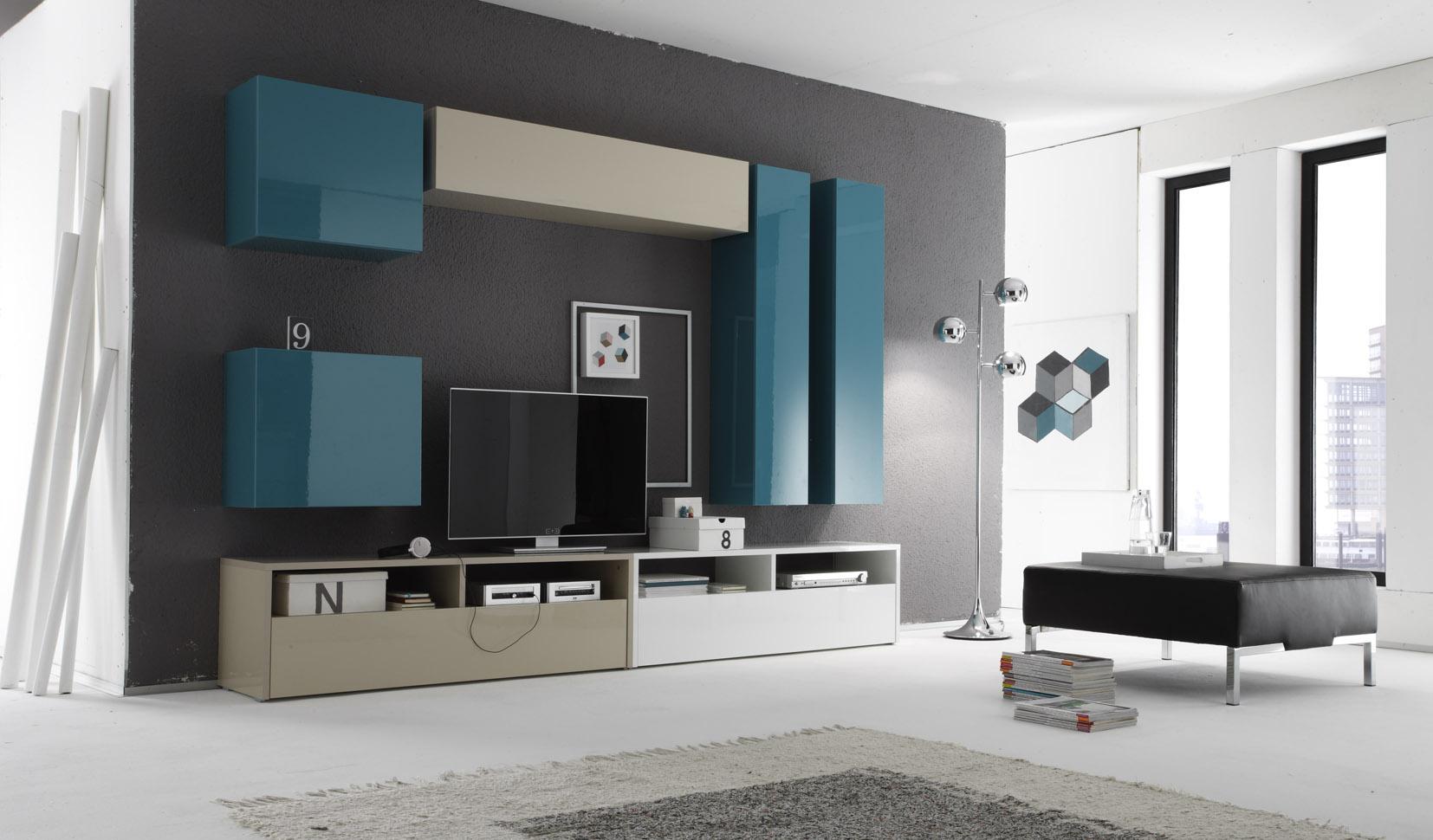 Obývací stěny Element