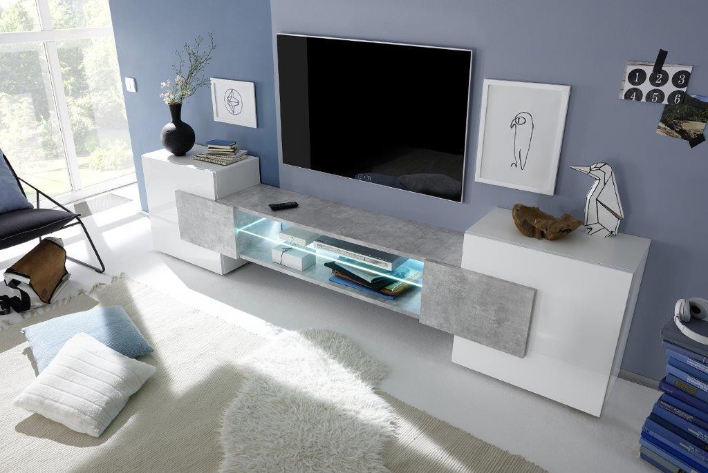 TV nábytek Incastro