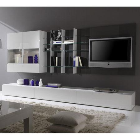 Obývací stěny JetSet