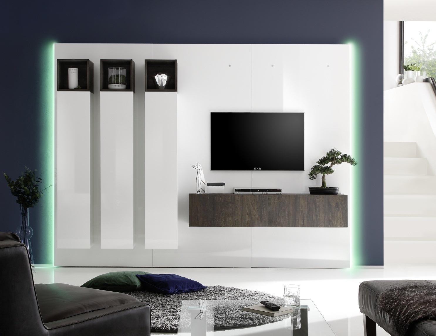 Obývací stěny Cube