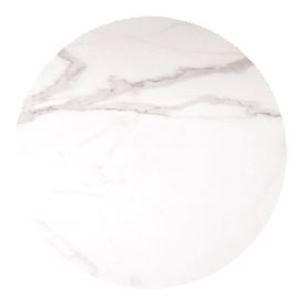 CMA - bílá mramorová keramika